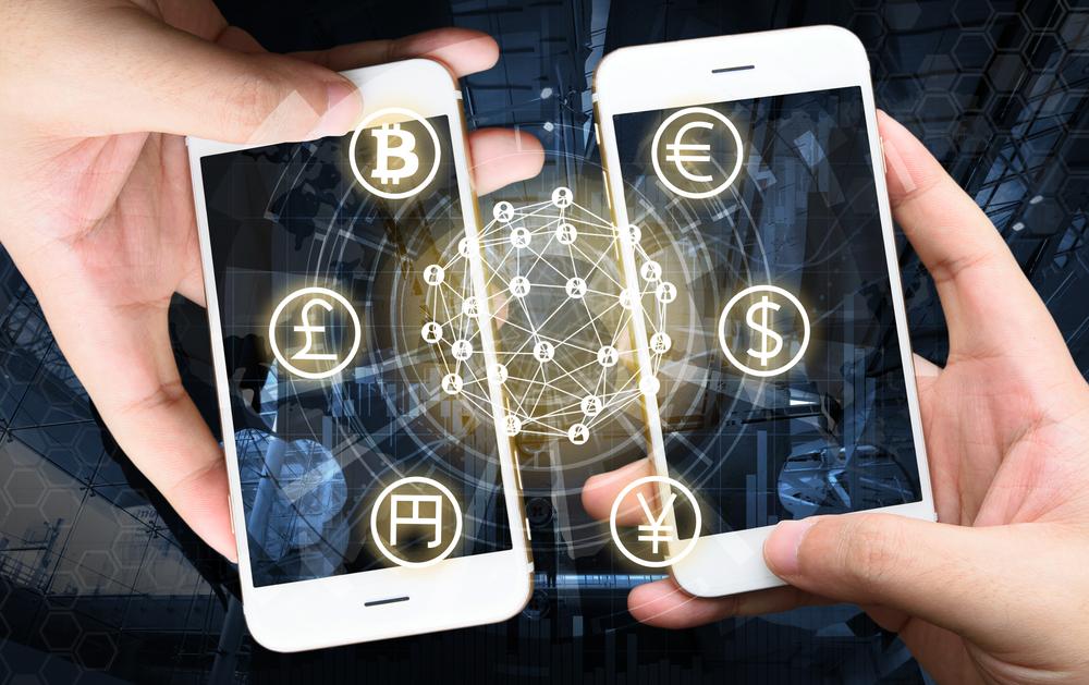 La peer-to-peer è invece una rete che connette i dispositivi tra loro: non passa attraverso un server, è diretto - Guida Blockchain