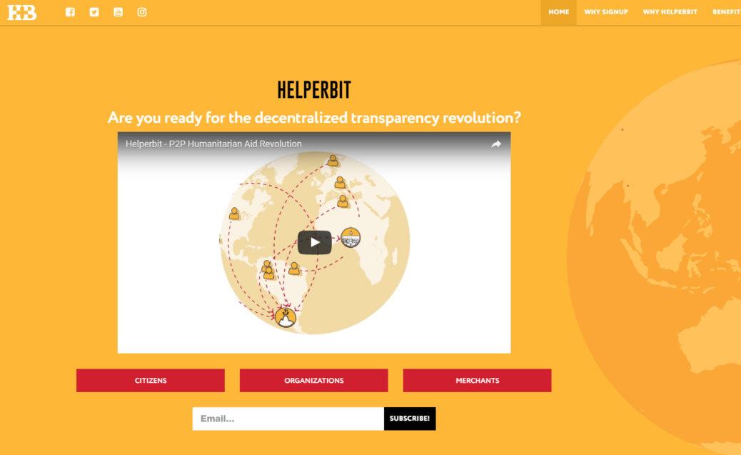 Come funziona Helperbit, la startup italiana che permette donazioni in Bitcoin