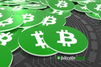 È un altro bel giorno per i Bitcoin Cash