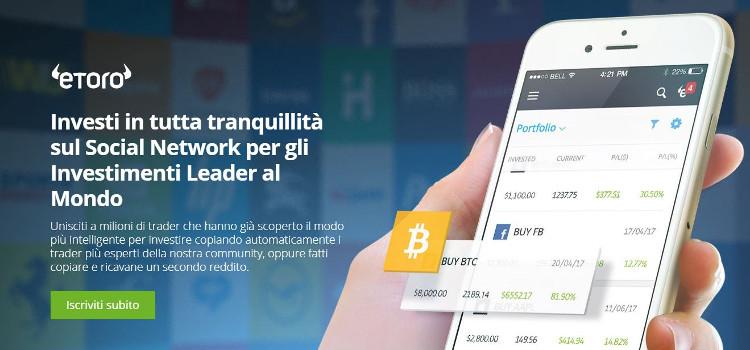 eToro: recensione completa del broker online