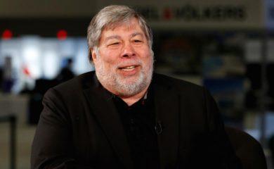 "Steve Wozniak (Apple): ""Bitcoin unico vero oro digitale"""